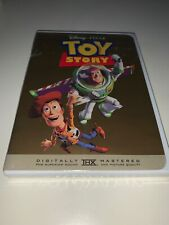 Toy Story - Original Disney Pixar DVD Release 2001 Sealed Brand New DVD Rare