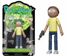 """Rick & Morty Morty 5"""" Articulated Posable Vinyl Action Figure Collectable Model"""