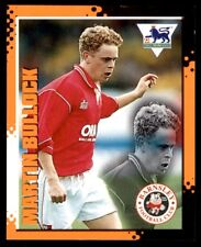 Merlin Premier League Kick Off 1997-1998 Martin Bullock (Barnsley) Nº 23