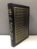 H.M.S. Bounty by Alexander McKee Collector's Edition Leather Easton Press 1988