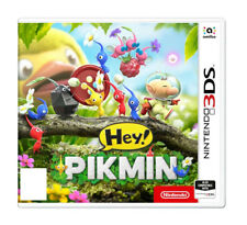 Hey Pikmin (Nintendo 3DS, 2017) GAME ONLY