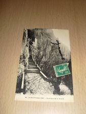 CPA Carte Postale Ancienne Massif de la Sainte-Baume