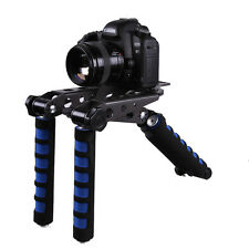 Camera DSLR Rig Movie Kit Shoulder Mount for Canon Eos 5D II III 7D 1D 550D 600D