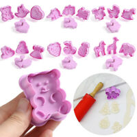 Mould Baking Fondant Plunger Biscuit Mold Christmas Cookie Cutter Parent-child