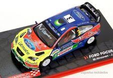 Ford Focus WRC Hirvonen 2008 Champion Rally Cars 1:43 Ixo Altaya Diecast