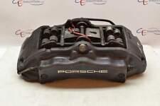 Porsche Cayenne 955 02-10 Bremssattel VL 6-Kolben schwarz Brembo mit Beläge
