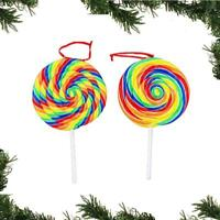 2 Christmas Tree Candy Hanging Wall Ceiling Gift Home Xmas Party Eve Decoration