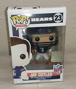 Jay Cutler Chicago Bears Football NFL Vinyl Figure By FUNKO POP! #23