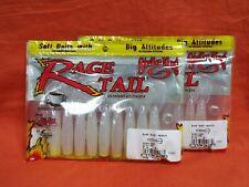 """STRIKE KING Rage Tail Baby Rage Menace (3"""")(9 cnt) #RGBM-260 Glacier (2pk)"""