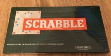 Scrabble 8-11 Years Vintage Board & Traditional Games