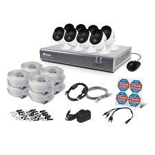 Swann CCTV DVR-4580 16 Channel 1080p 2TB DVR & 8 x Motion Sensing HD Cameras