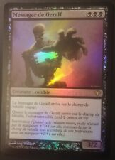 Messager de Geralf PREMIUM / FOIL VF - French Geralf's Messenger -  Magic mtg