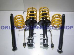 Suits Holden Monaro VZ KING Spring FORMULA Lowered Suspension Package