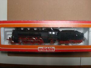 Marklin 4-6-2 and tender