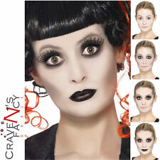 Gothic Make Up Face Paint EMO Kit FX Halloween Fancy Dress Party Costume Smiffys