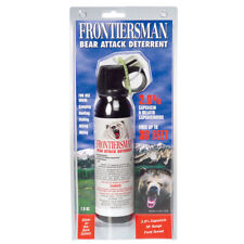 Sabre Bear Spray 7.9oz Frontiersman 30 Foot Range With Holster