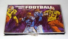 Vintage 3M Brand Sports Board Game - Thinking Man's Football Complete Game