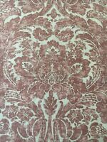 """sanderson fabric curtain/Upholstery material""""Courtney """"Linen 3.25m 54""""wide"""