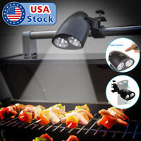 BBQ Grill LED Light 360°Rotation Touch Sensor Switch Ultra Bright Barbecue USA