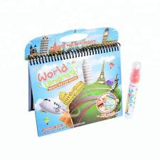 Magic Water Coloring Book - World of Wonders