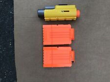 Nerf Laser Sight And (2) Ammo Clips