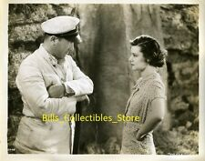 "Willis H. O'Brien Cast of Son Of Kong 1933 Original 8x10"" Photo #X24"