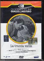 Dvd Sceneggiati Rai LA TRACCIA VERDE con Paola Pitagora completa 1976