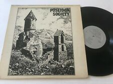 Poseidon Society Record Classical Orchestra 1016 Alan Hovhaness Majnun Symphony