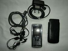 Sagem my721X  Schwarz (Ohne Simlock) Handy