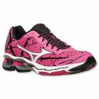 Mizuno Wave Creation 16 Women Top the line Running Shoe Pink 410653 2100