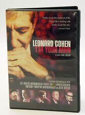 DVD - Leonard Cohen - I'm Your Man - A Film By Lian Lunson - 2005
