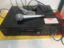 DAEWOO AKS 902 Karaoke Anlage mit Mikrofon