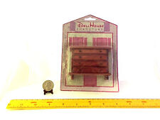 1:16 VINTAGE WOOD CHEST OF DRAWERS DOLLHOUSE FURNITURE DRAWERS DO NOT OPEN/CLOSE