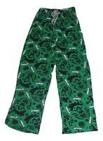 MENS LOUNGE PANTS MARVEL INCREDIBLE HULK GREEN S M L XL & XXL
