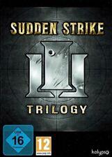 SUDDEN STRIKE Trilogy - [PC] - STEAM Key + 3 GRATIS STEAM Games