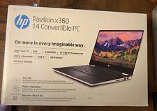 HP Pavilion x360 14 Convertible Laptop PC w Intel Core i5 14-dh2051wm NEW**
