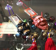 Junction Produce Tengu (般若) Car Charm VIP Good Luck Relic Japanese Prayer JDM