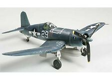 Tamiya 60775 1/72 Scale Vought F4U-1A Corsair Aircraft Plastic Model Kit