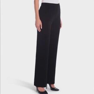 Pair of Ladies Dress Slacks in Black Size OX by Misook