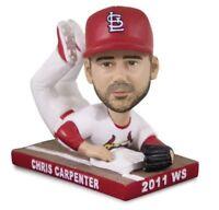 CHRIS CARPENTER BOBBLEHEAD sga cardinals NEW st louis 6/13/2018 sliding PROMO