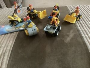 Lego Construction Bundle With 6 Mini Figures