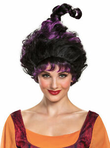 Deluxe Mary Wig Adult Costume Accessory NEW Hocus Pocus