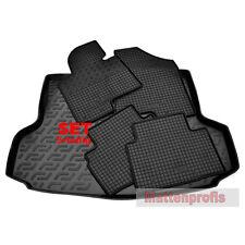 Mattenprofis Gummimatten + PE Kofferraumwanne SET für Hyundai ix35 ab Bj.2010 -