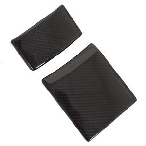 2pc Ash Tray Black Carbon for Range Rover L322 Supercharged V8