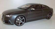 Artículos de automodelismo y aeromodelismo resina Audi de escala 1:18