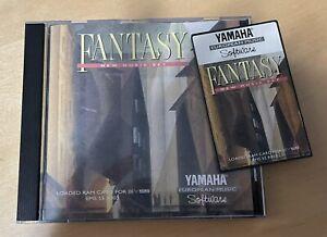 Yamaha SY55 / TG55 Sound Card European Music FANTASY EMS 55 R003