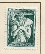Greece 1954 Early Issue Fine Used 500dr. NW-06925