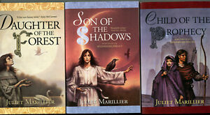 THE COMPLETE SEVENWATERS TRILOGY Lot • Juliet Marillier • Tor Trade Paperbacks