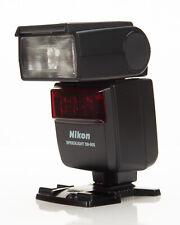 Nikon Sb-600 Speedlight Shoe Mount Flash