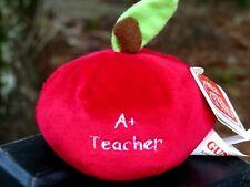 "Gotta Getta Gund 3"" Apple Gift For Teacher A+"